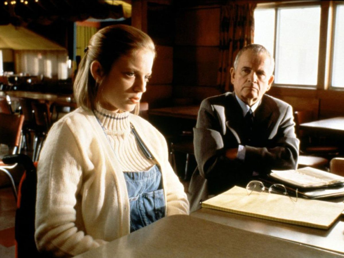 """Sarah Polley and Ian Holm in """"The Sweet Hereafter"""""""