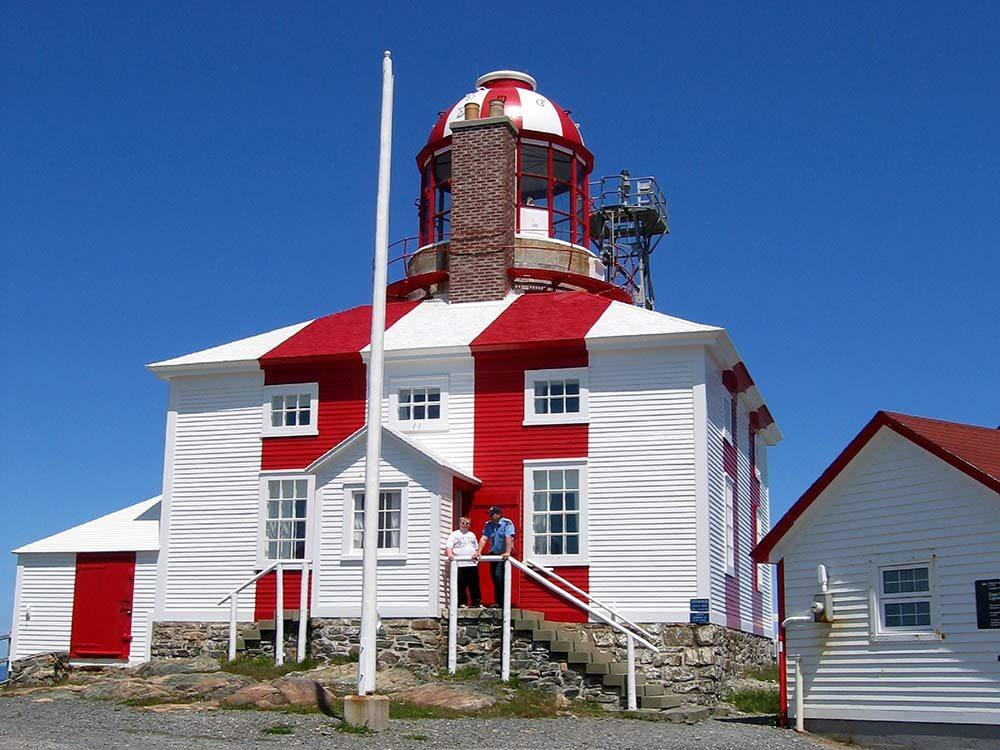 Cape Bonavista Lighthouse Newfoundland