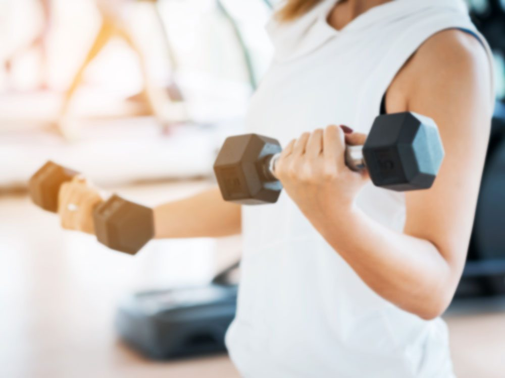 Start small with your fitness resolution