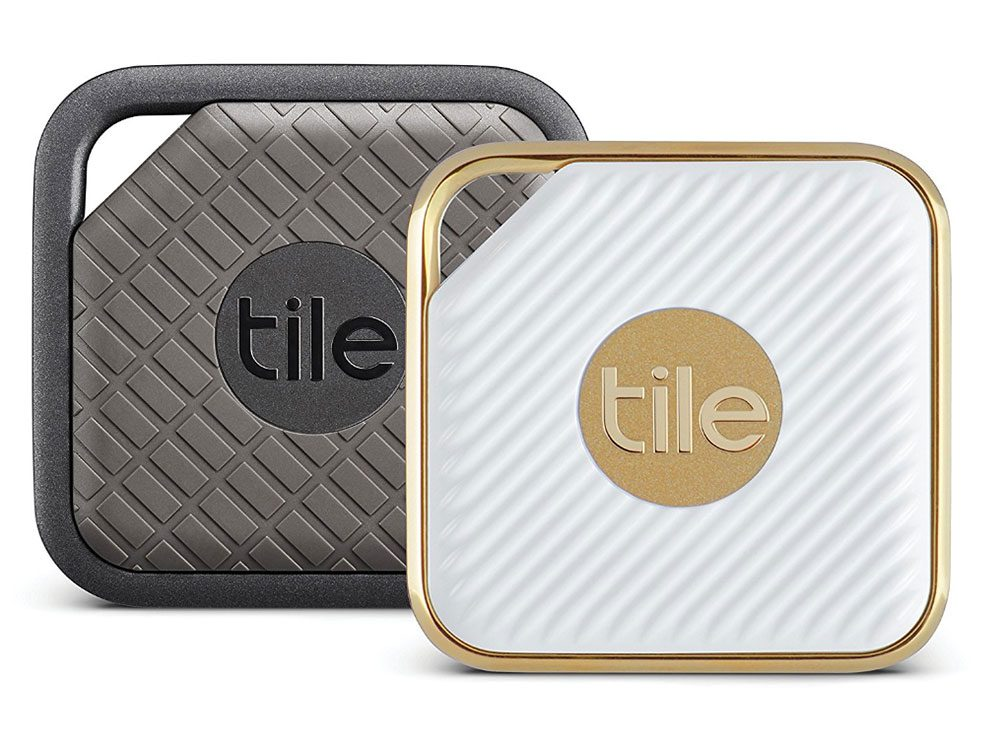 Best travel accessories: Tile GPS