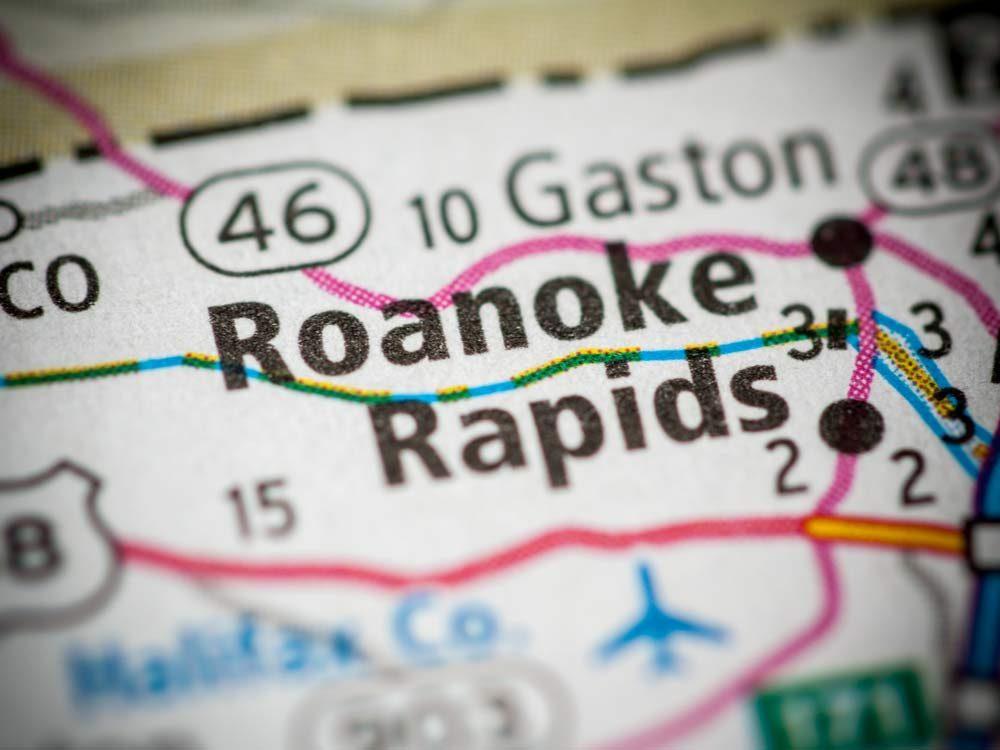 Roanoke, North Carolina