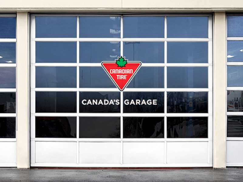 Canadian Tire: Most Trusted