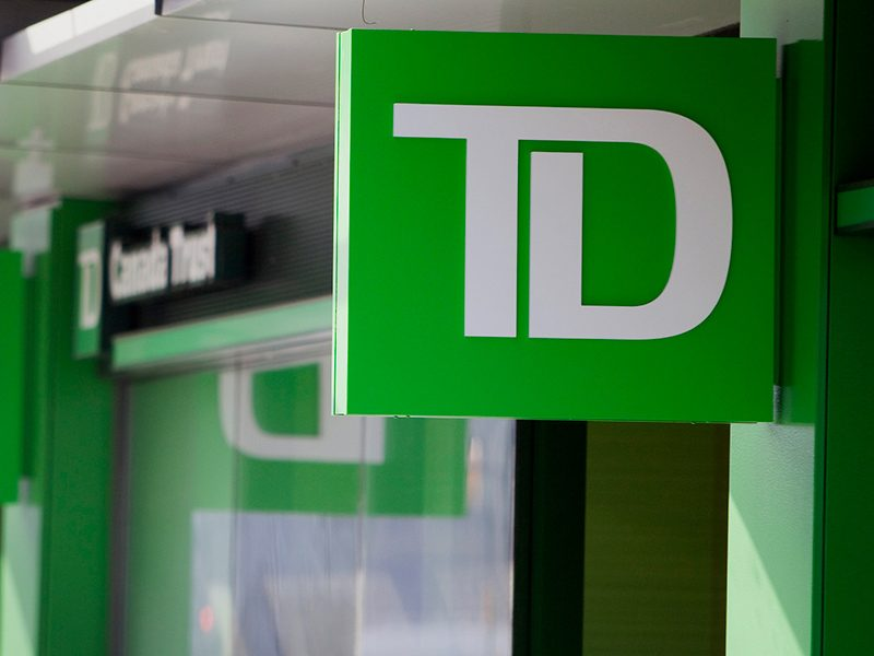 TD Canada Trust: Most Trusted