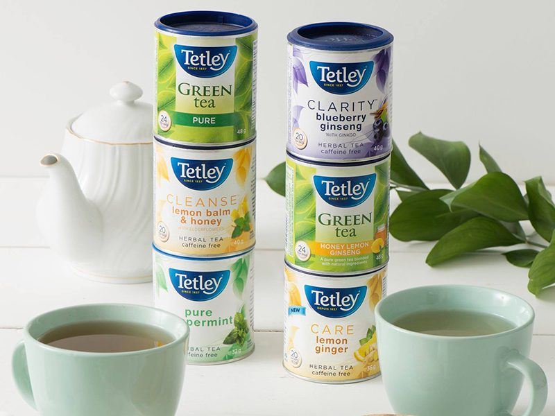 Tetley: Most Trusted