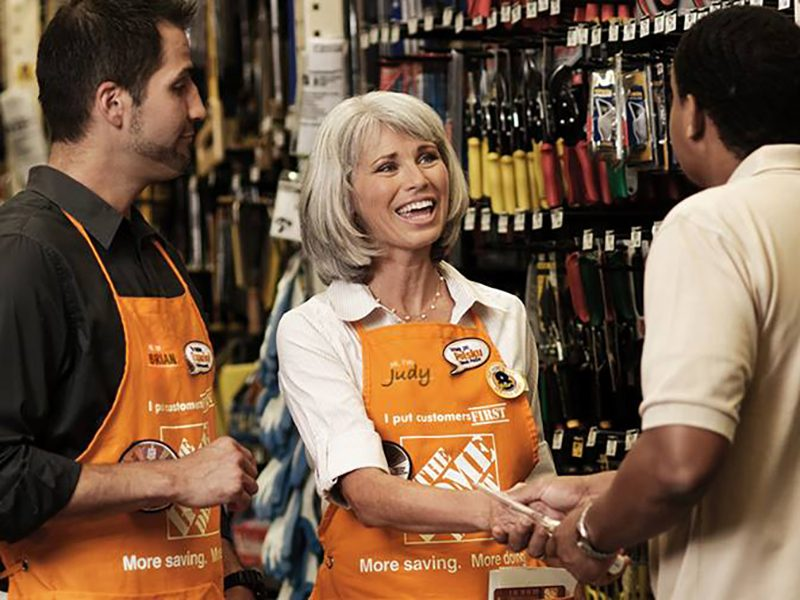 Home Depot: Most Trusted