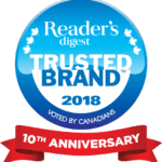 Celebrating Reader's Digest Trusted Brand™ 2018 Winners as Voted by Canadians