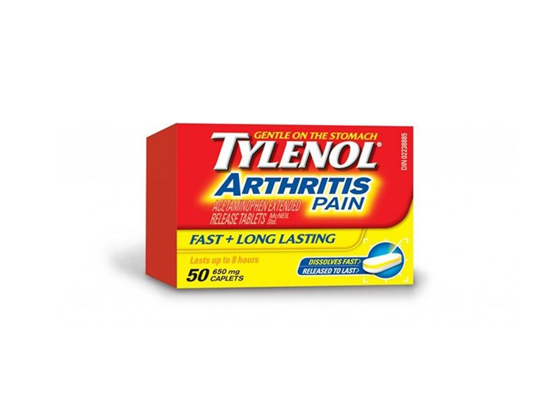 Most Trusted: Tylenol