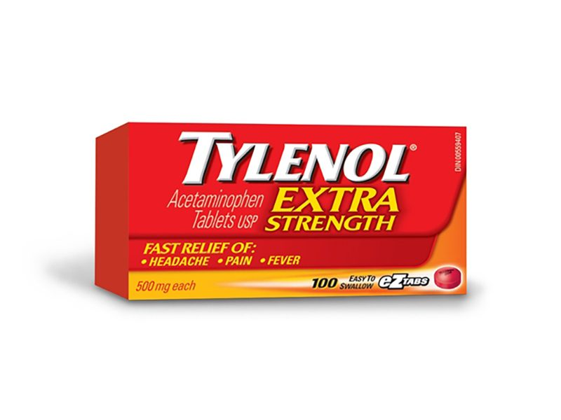 Tylenol: Most Trusted