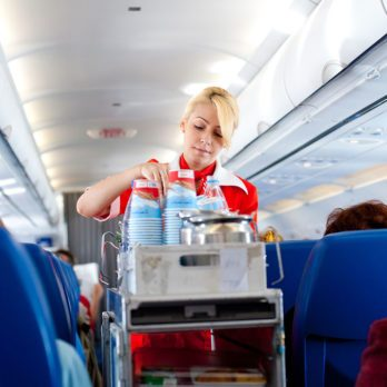 The One Drink You Should Always Order on an Airplane