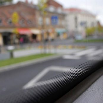 Here's Why Car Windows Have Those Little Black Dots