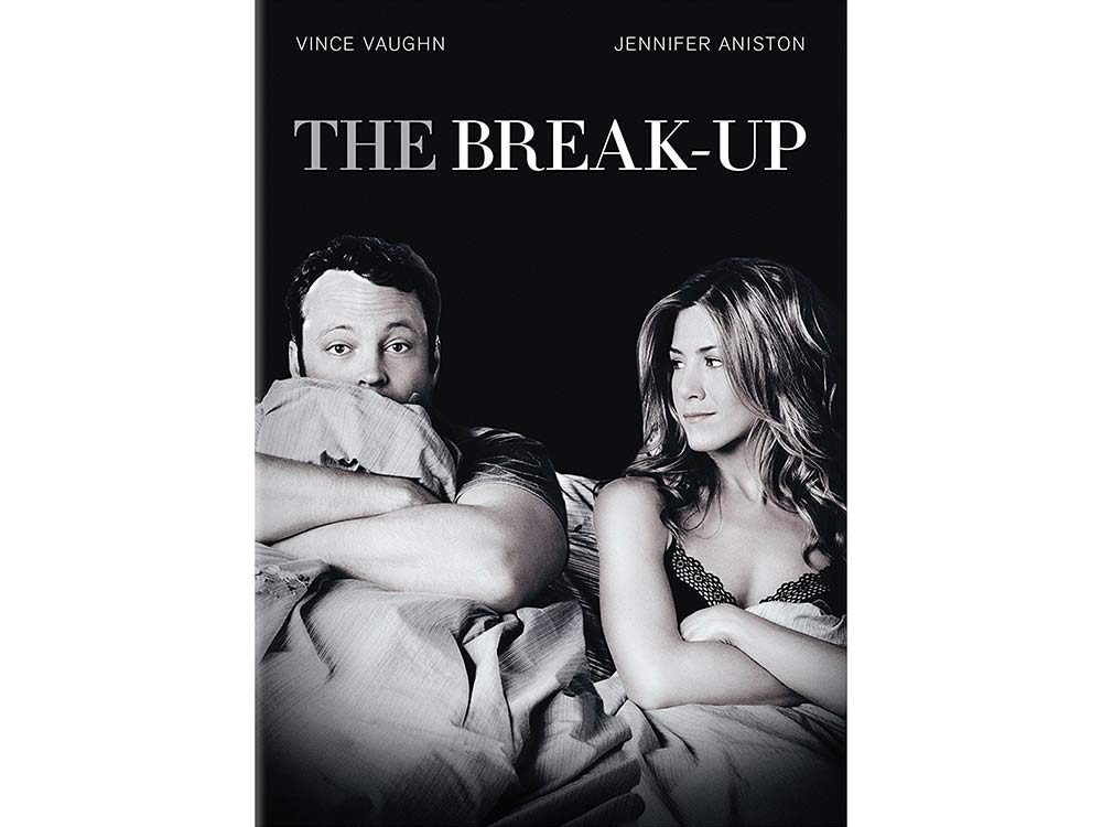 The Break-Up starring Jennifer Aniston and Vince Vaughn