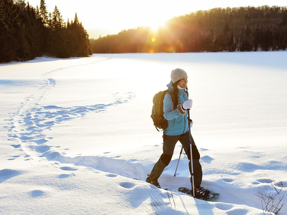 Canada winter destinations travel