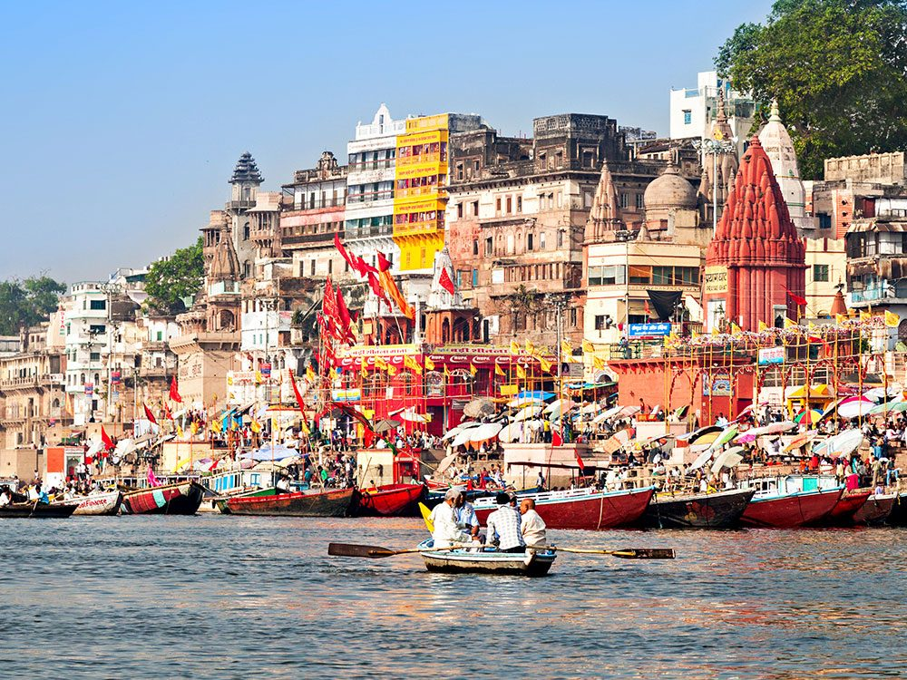 Canadians travelling to India may feel overwhelmed