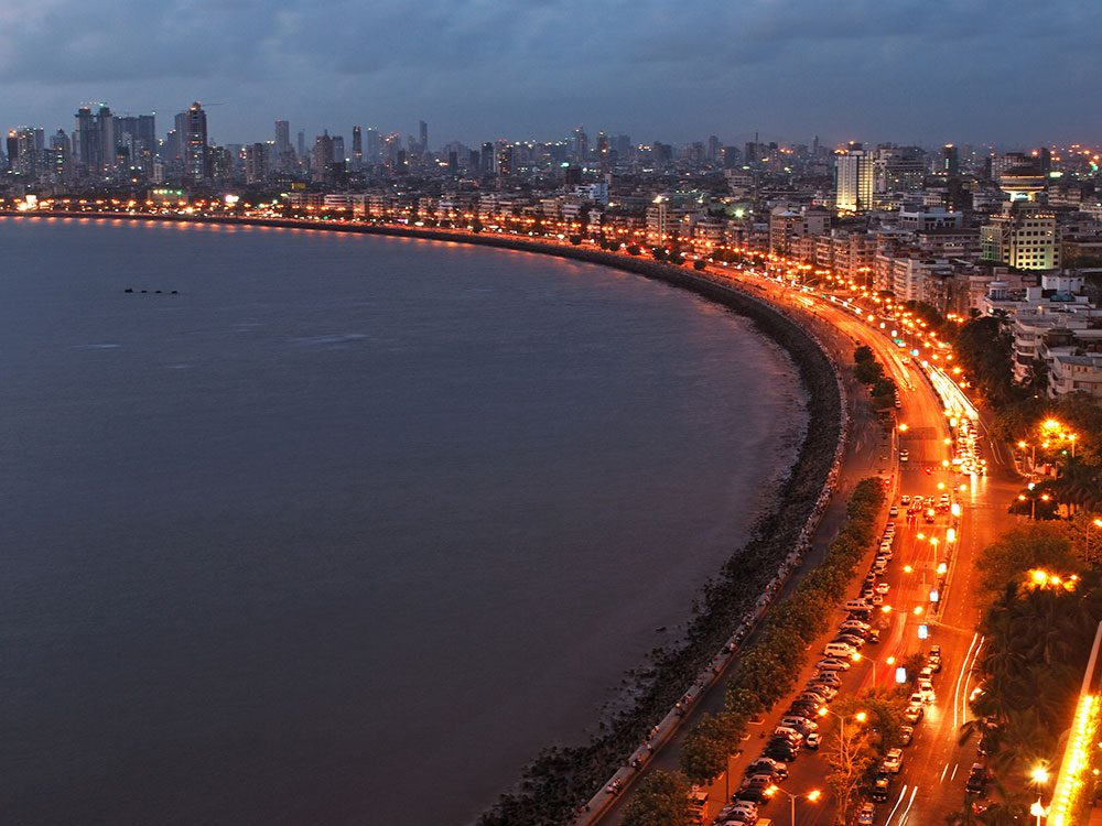 The Queen's Necklace, Mumbai, India