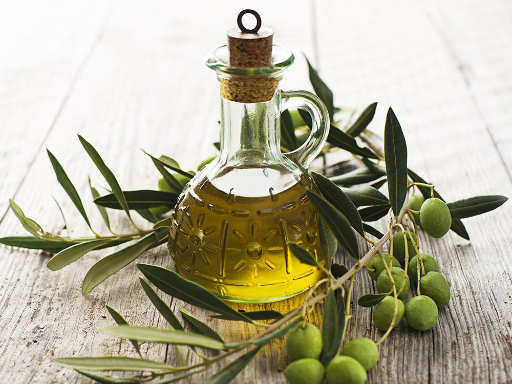 Don't add olive oil to water when cooking pasta