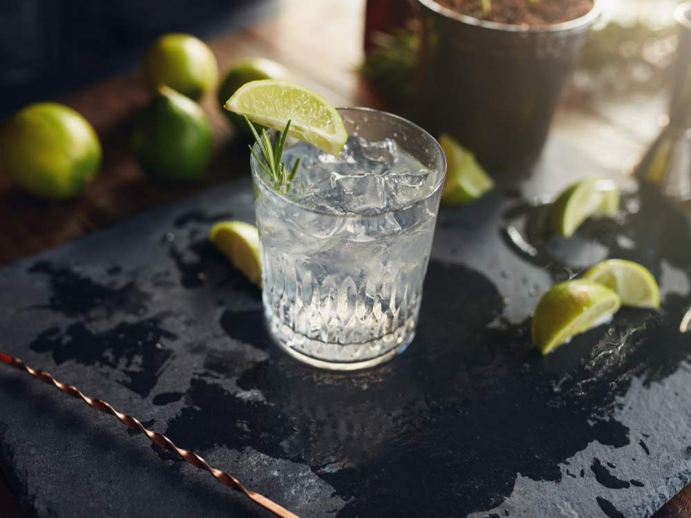 Study reveals ordering gin and tonics make you more likely to be a psychopath