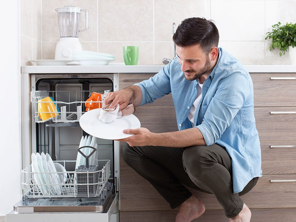 House cleaning hacks: Use your dishwasher more