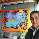 An Inside Look at the Work of First Nations Artist Kevin Pee-Ace