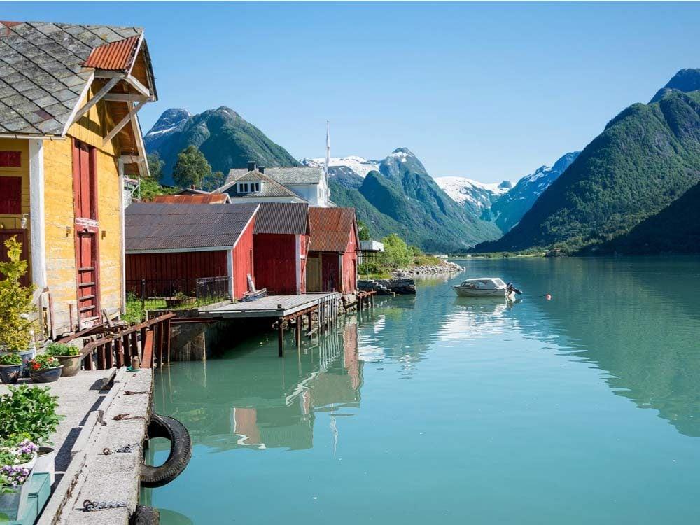Booktown in Norway