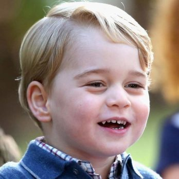 Prince George Is Learning to Speak This Foreign Language (Hint: It's Not German or French!)