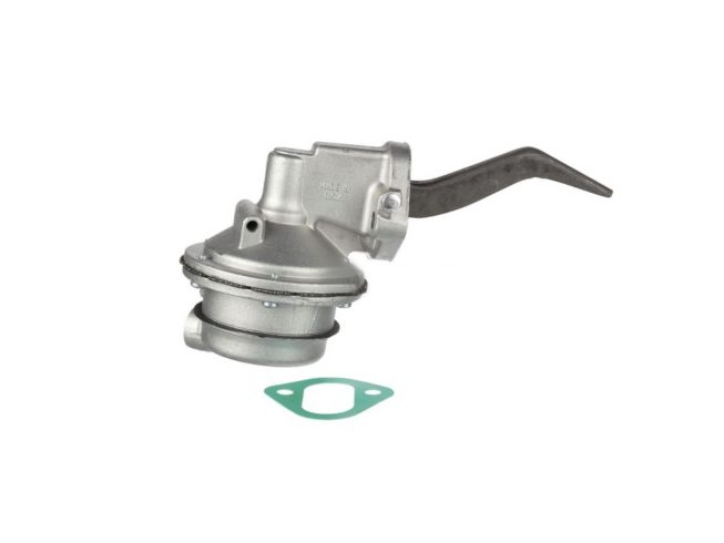 Replace a fuel pump - mechanical fuel pump