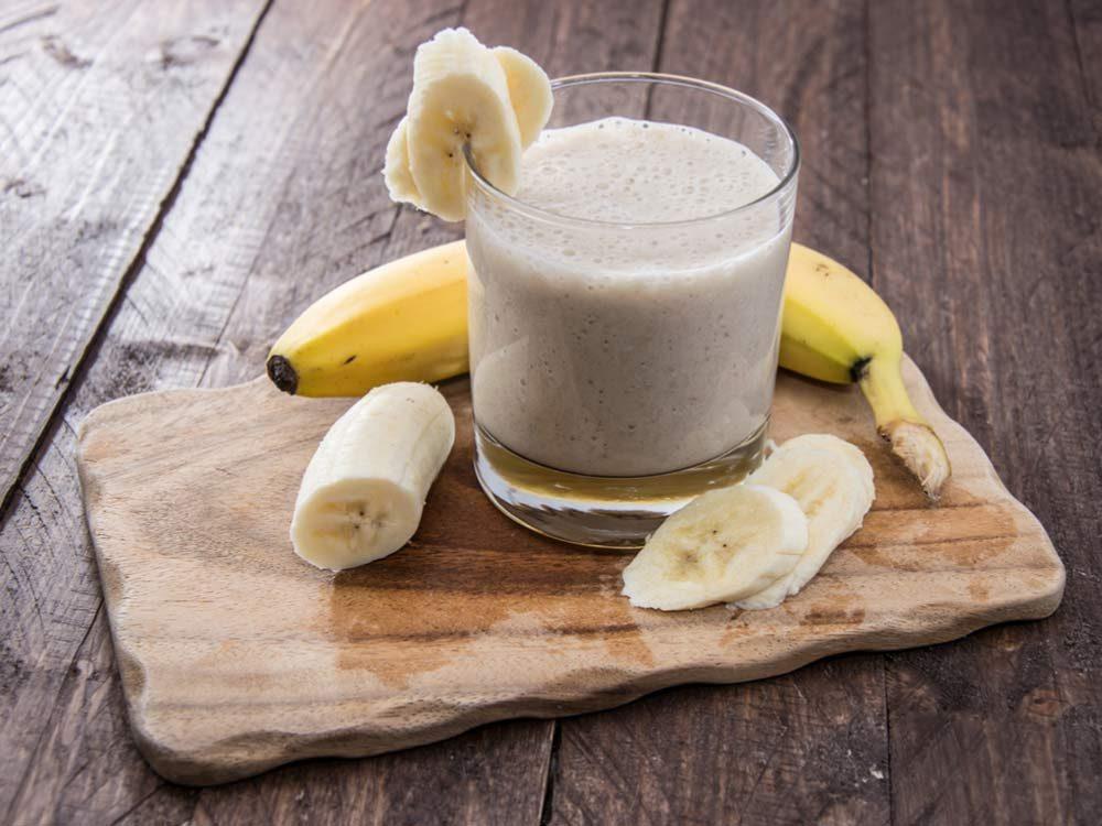 Banana smooth