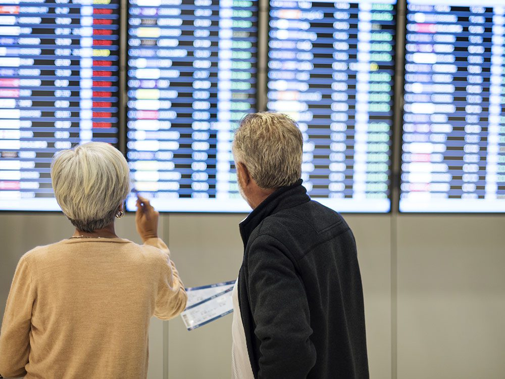 Airport tips for seniors: Breeze through security