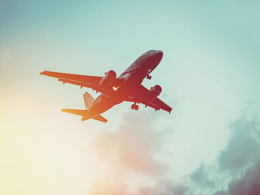 Airport tips for seniors