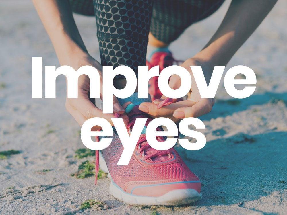 Improve eyes