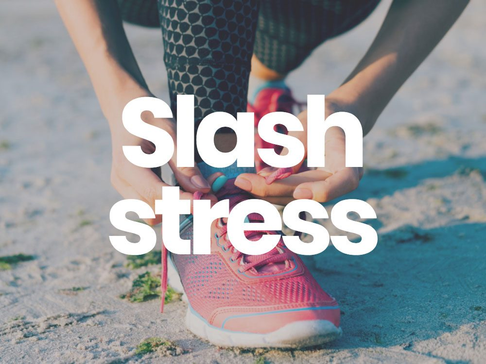 Slash stress