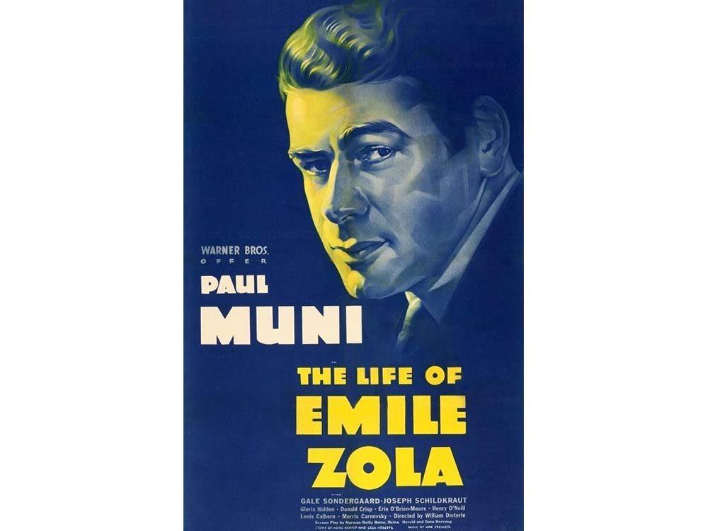 The Life of Emile Zola