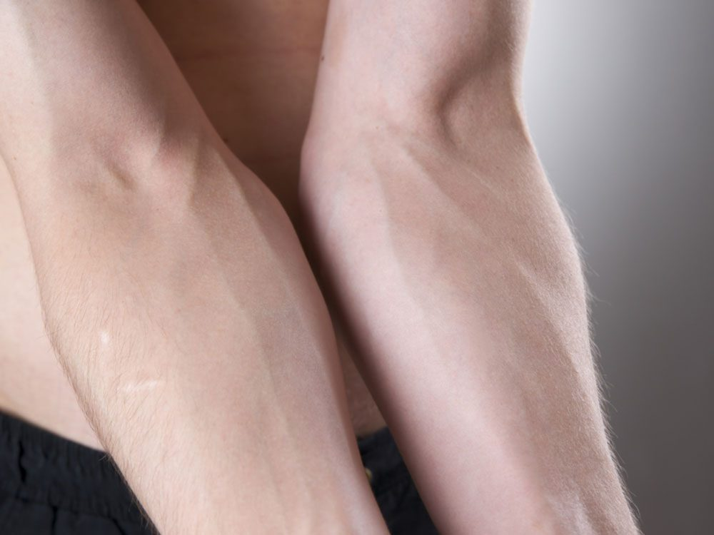Body parts - Forearms