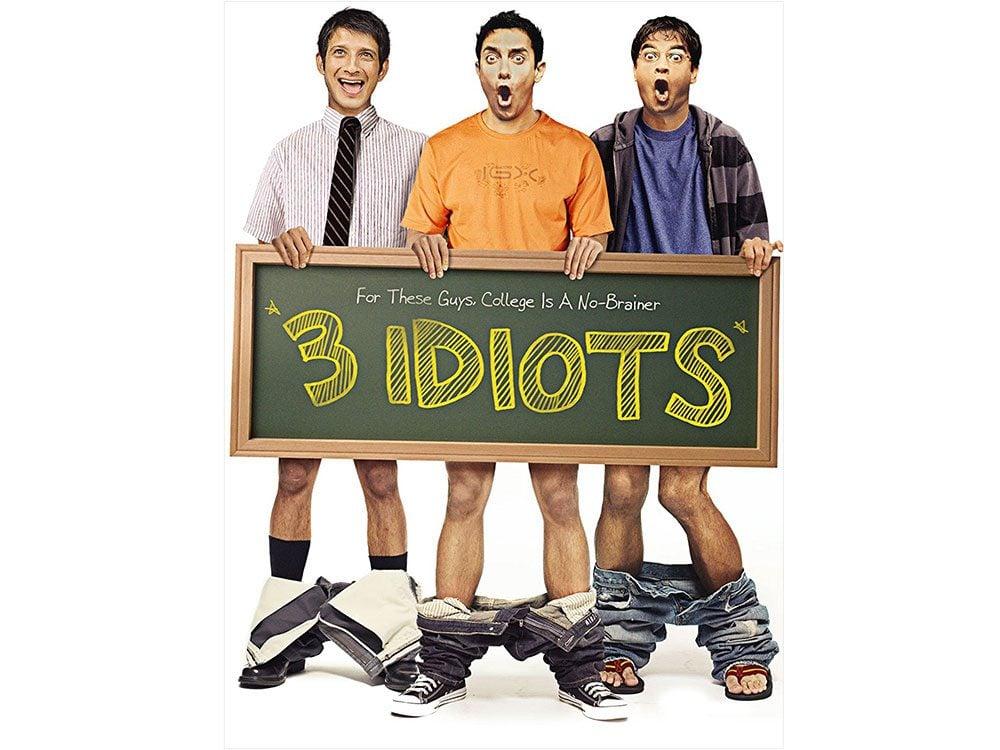 Bollywood Films: 3 Idiots