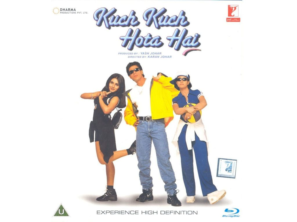 Bollywood Films: Kuch Kuch Kota Hai