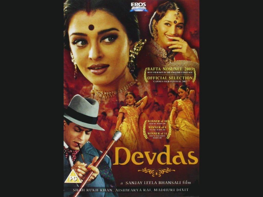 Bollywood Films: Devdas