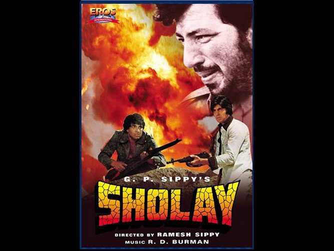 Bollywood Films: Sholay