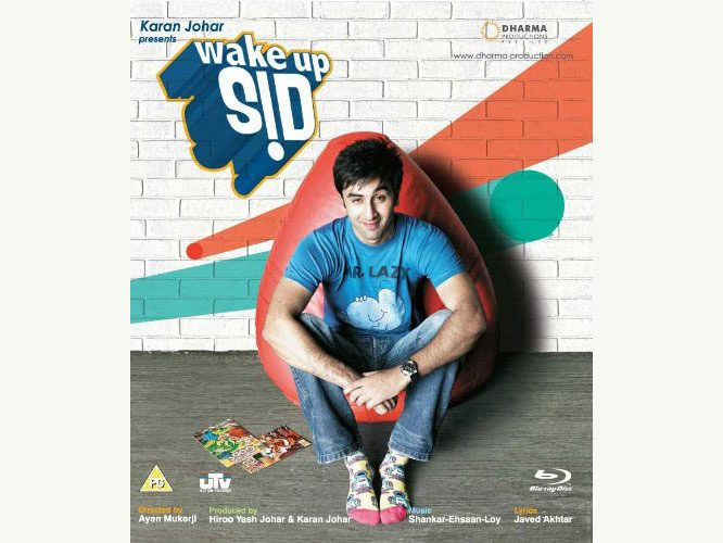 Bollywood Films: Wake Up Sid