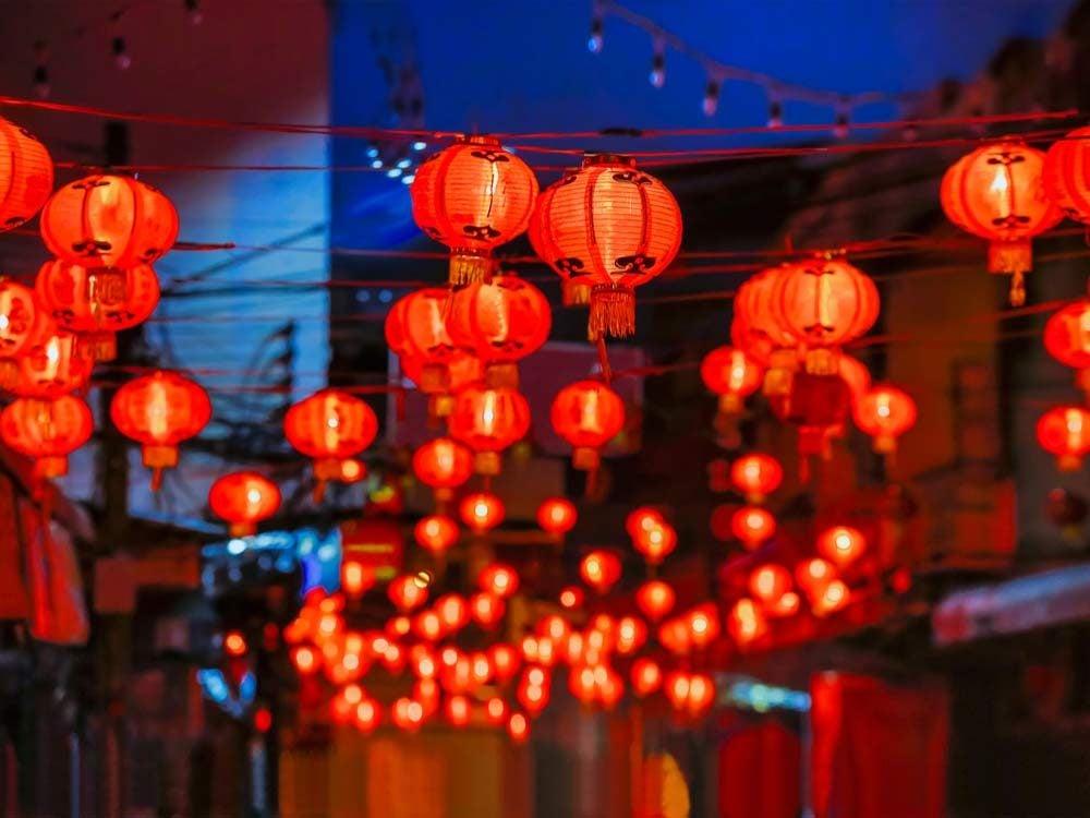 Lunar New Year Food Recipes