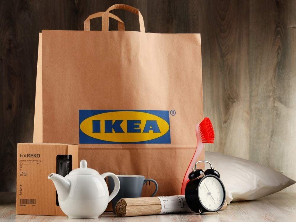 Ikea product names