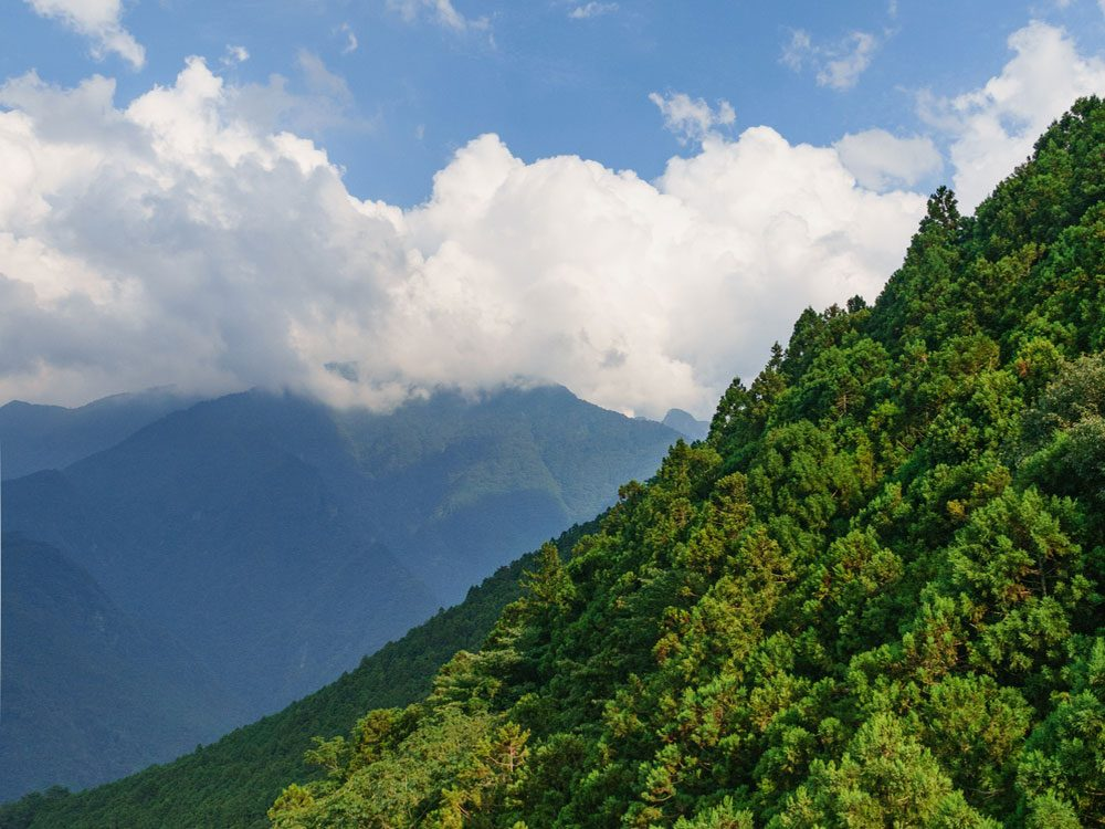 Iyakei Valley, Japan