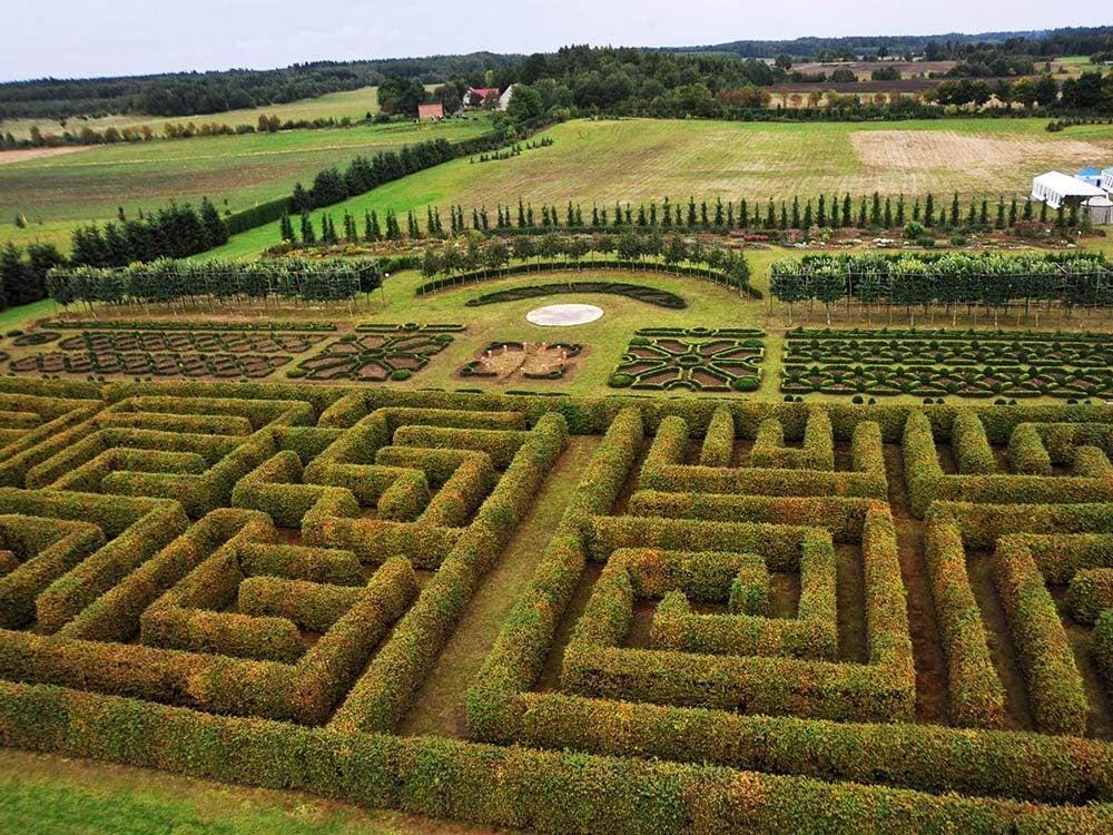 Hortulus Spectabilis Gardens