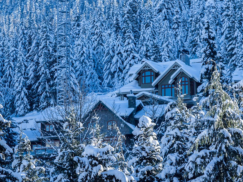 Most romantic places in Canada - Whistler, BC