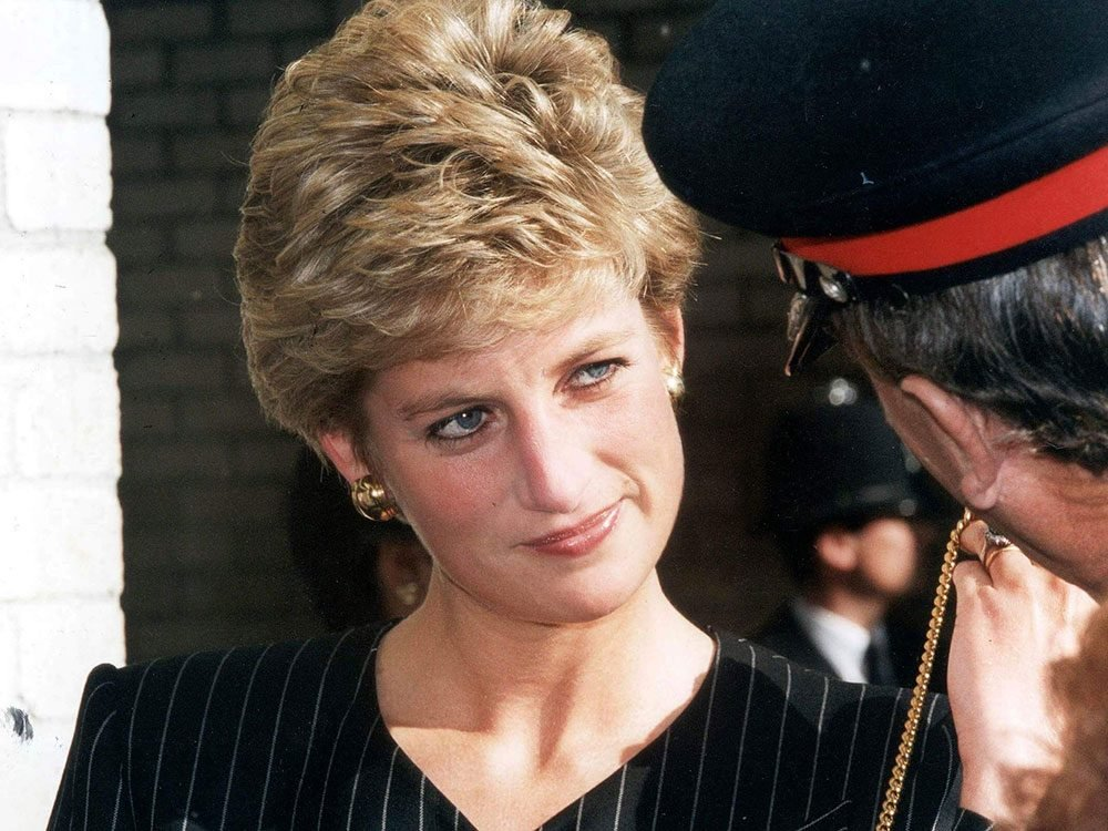 Why Princess Diana Got Her Iconic Short Haircut