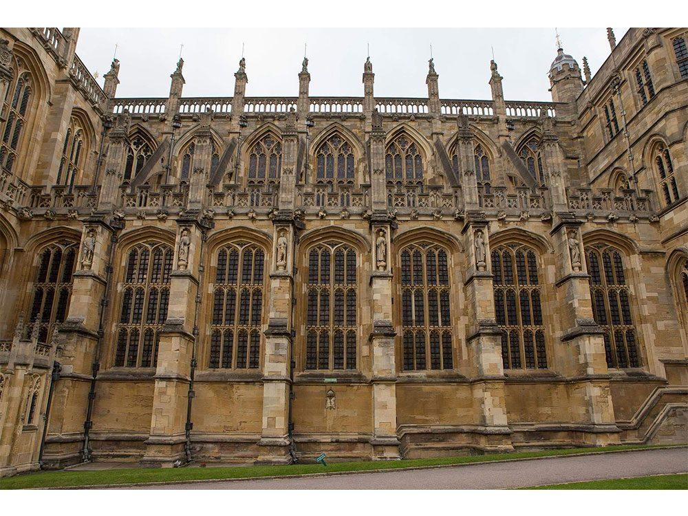 Windsor Castle exterior