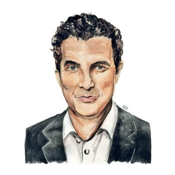 15 Minutes with Rick Mercer