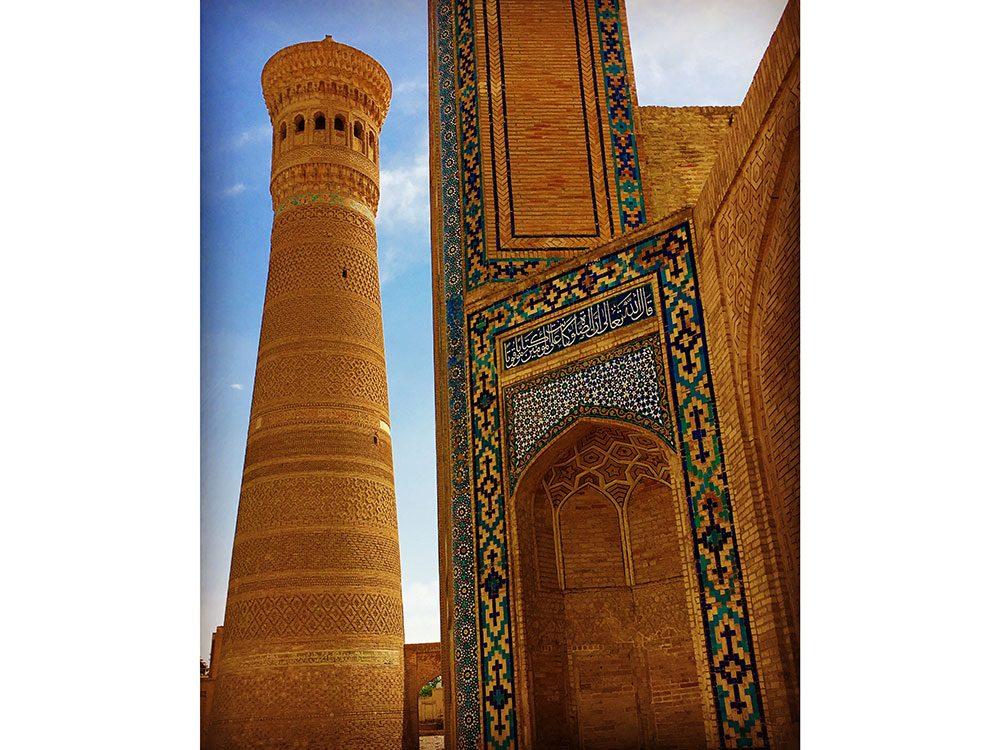 Bucket List: Bukhara, Uzbekistan