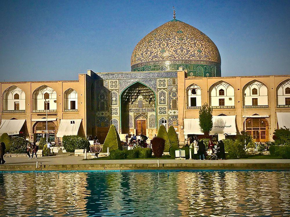 Bucket List: Isfahan, Iran