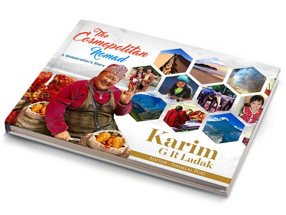 The Cosmopolitan Nomad by Karim G R Ladak