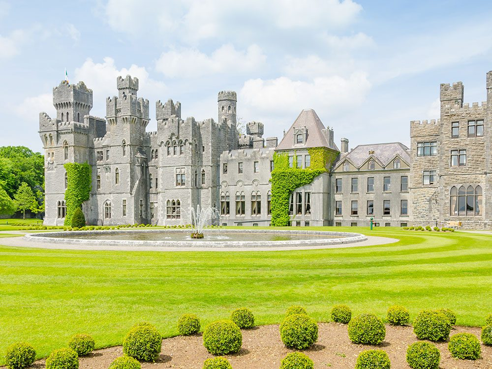 1,000 Places to See Before You Die: Ashford Castle, Ireland