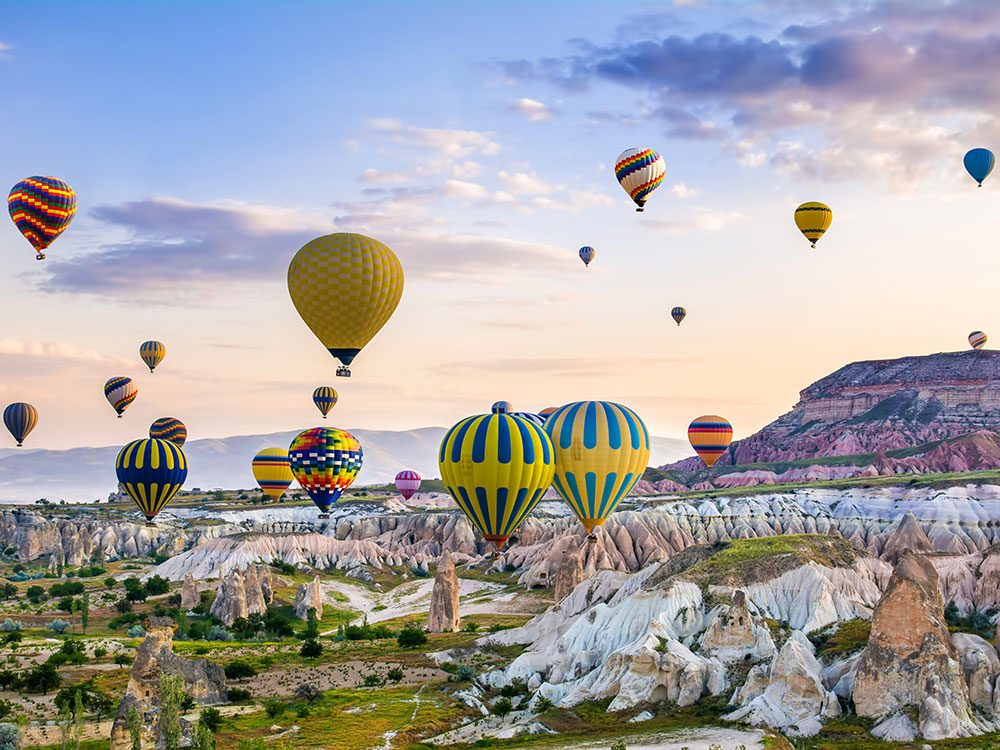1000 Places To See Before You Die Cappadocia Turkey